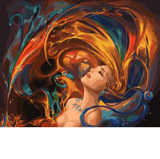 Дух танца MR-Q2133