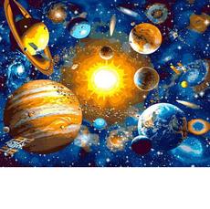 MR-Q2231 Картина по номерам Солнечная система Mariposa