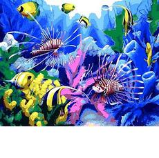 Тропические рыбки MR-Q616
