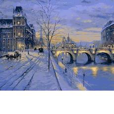 Париж зимойХуд. Финале РобертMR-Q646