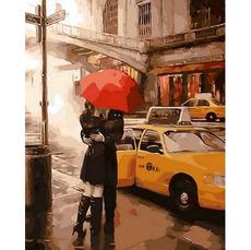 Под зонтом счастья Худ. Даниэль Дель Орфано MR-Q866
