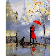 Романтика Парижа MR-Q899