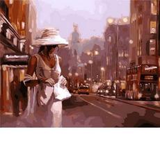 Дама в белом MR-Q900