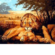 Львы на отдыхе MR-Q936