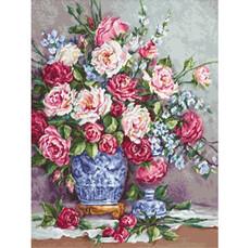 Ее Величество - Розы Luca-S Набор для вышивки гобеленом G605