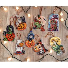 Набор игрушек для Хэллоуина Набор для вышивания крестом LETISTITCH L 8008