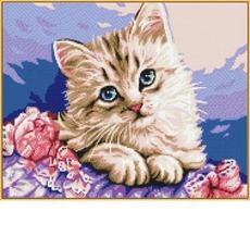 Милый котик ST118