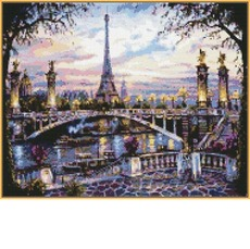 Воспоминания о Париже ST397