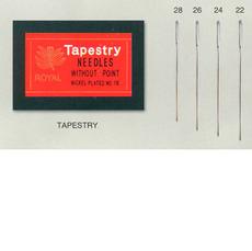 Tapestry 26 (25шт) Набор гобеленовых игл для вышивания Royal (Япония)
