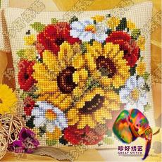 Набор для вышивки подушки CX0101