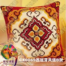 Набор для вышивки подушки СХ0069.