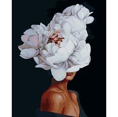 VP1332 Картина по номерам Цветы во мне. Эми Джадд Babylon