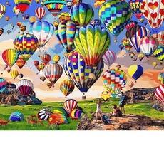 VP1360 Раскраски по номерам Парад шаров Babylon