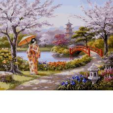 Нарисованный рай VP664