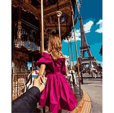 Следуй за мной. Париж Худ. Мурад Османн VP705