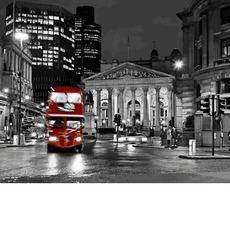 Ночной автобус VP723