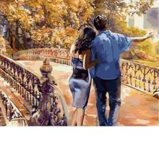 Романтическая осеньVP733