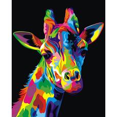 Радужный жирафхуд Ваю РомдониVP745