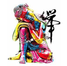 Картина по номерам Babylon Будда Худ. Патрис Мурчиано VP756 40 х 50см