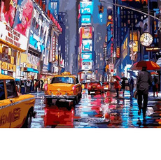 Таймс-сквер. Нью-ЙоркХуд. Ричард МакнейлVP762