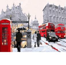 Лондонский дождьХуд. Ричард МакнейлVP764