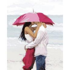 Поцелуй на берегу океанаХуд. Ричард МакнейлVP771