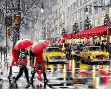 Зима в Нью-ЙоркеХуд. Ричард МакнейлVP780
