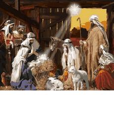 Рождение ХристаХуд. Ричард МакнейлVP790