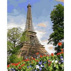 Цветы весеннего Парижа VP820