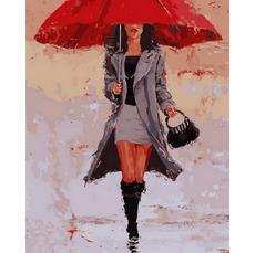 Под красным зонтомХуд. Лаура Ли ЗангеттиVP835