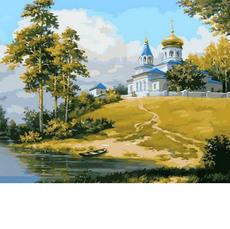 Церковь на холме VP846