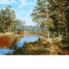 Сосновый лес VP847