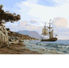 Высадка на берег  VP854