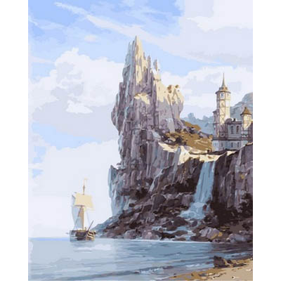 Скалистые берега VP856