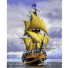 Пиратский корабль VP888
