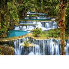 Тропический водопад VP912