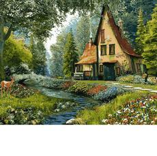Дом на опушке леса VP918