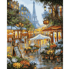 Летний дождь в Париже VP941