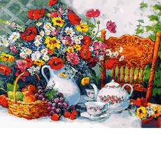 Чаепитие в саду VP943