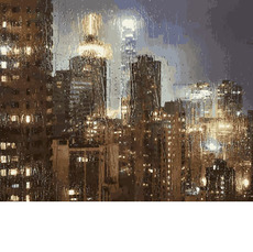 Ночной дождь VP952